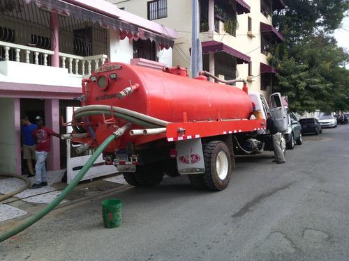 limpieza de sépticos ,trampas de grasa , residuos industrial