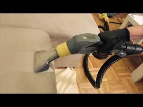 limpieza de sillones y colchones sist. inyecc y extracción,