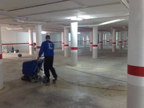 limpieza de supermercados garages talleres pisos moquet