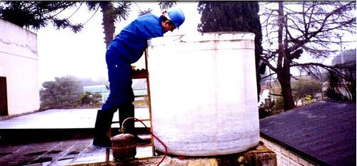 limpieza de tanques de agua autorizado intendencia
