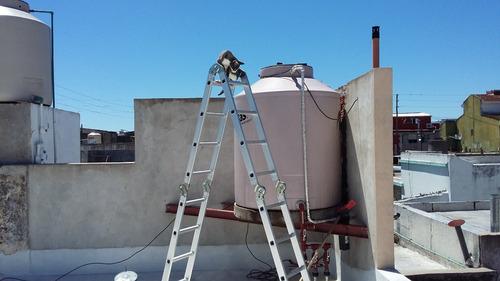 limpieza de tanques de agua y fumigacion