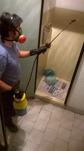 limpieza de tanques fumigaciones control plagas sanitización