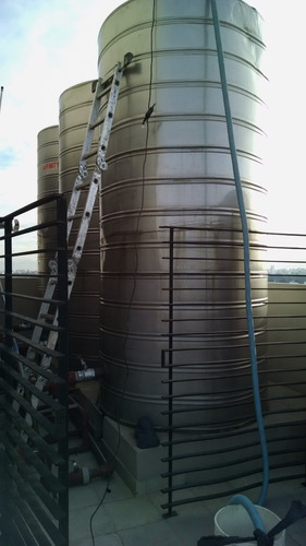 limpieza de tanques reparacion de tanques desinfeccion