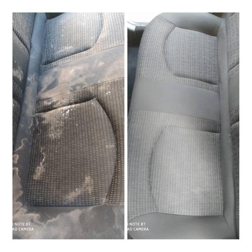 limpieza de tapicería y pulitura 3m para carro
