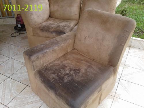 limpieza de tapicerias sillones y autos