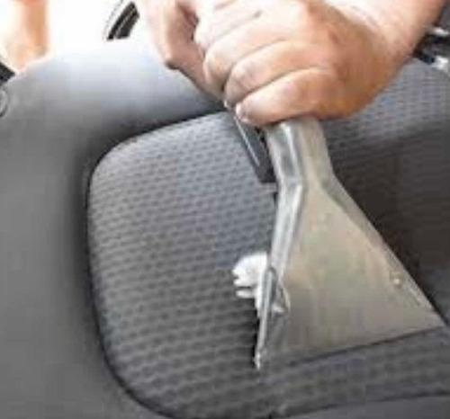 limpieza de tapizado automotriz y de casas