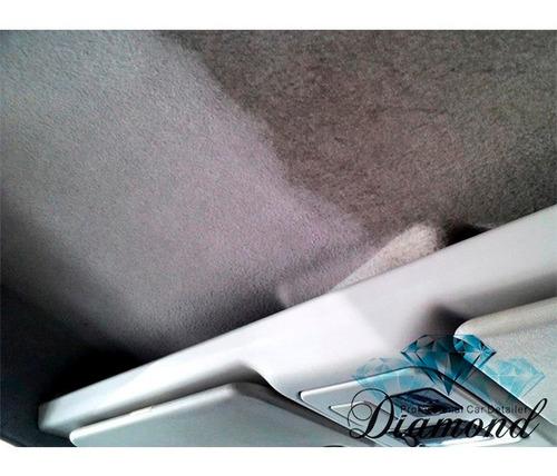 limpieza de tapizado interior cuero auto a domicilio