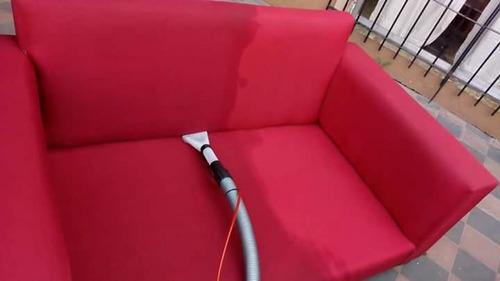 limpieza de tapizados a domicilio autos y sillones