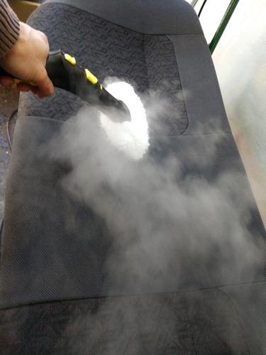limpieza de tapizados e interiores
