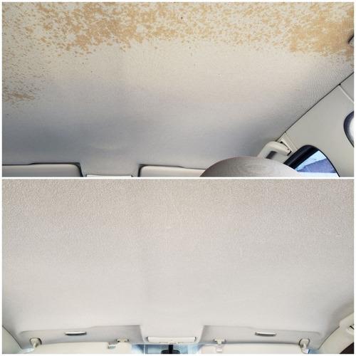 limpieza de tapizados  interior único con secado a domicilio