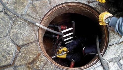 limpieza desinfeccion de tanques y desinfeccion de cañerias