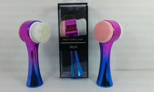 limpieza facial cepillo