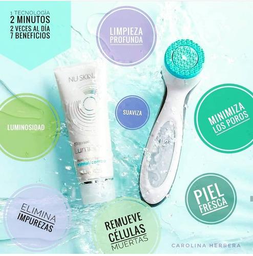 limpieza facial lumispa