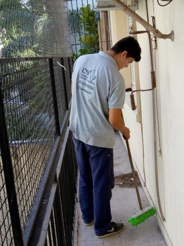 limpieza final obra