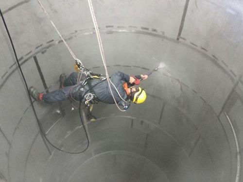limpieza industrial de silos. lider nº1 en venezuela.