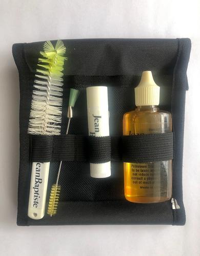 limpieza instrumentos clarinete kit cuidado kit limpieza
