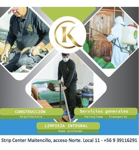 limpieza integral, hogar, oficinas , bodegas y otros