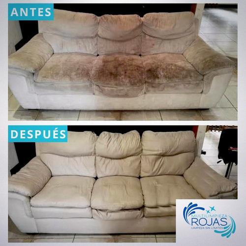 limpieza lavado sillones asientos alfombras colchones sillas
