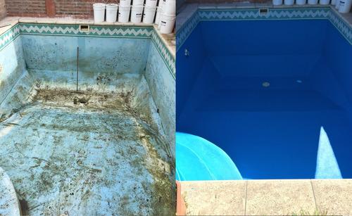limpieza mantenimiento piscinas