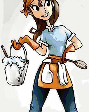 limpieza por hora