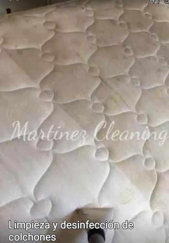 limpieza profunda  alfombras- sillones- colchónes- tapizado