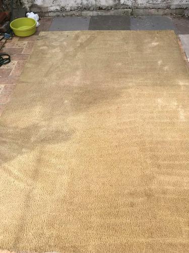 limpieza profunda de alfombras