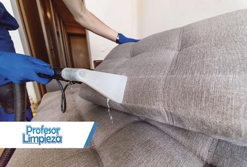 limpieza sillones capital federal lavado tapizados alfombras
