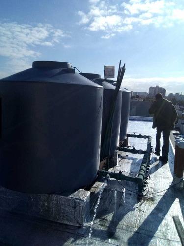 limpieza tanques de agua  certificados habilitaciones gcba