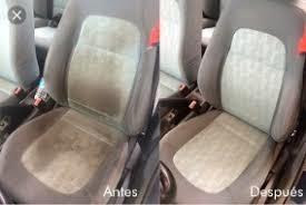 limpieza tapiceria carro y muebles domicilio
