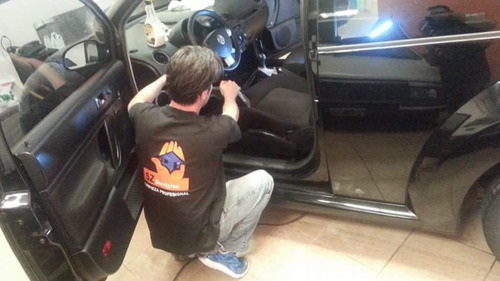limpieza tapizados auto inundados mojado secado precio real