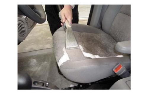 limpieza tapizados autos