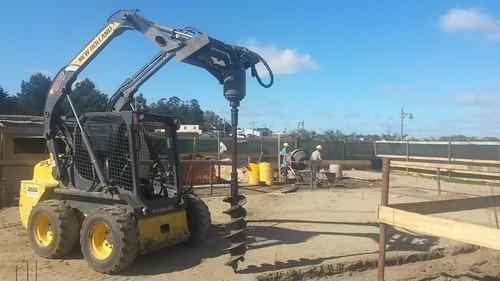 limpieza terrenos, demoliciones, alquiler maquinaria