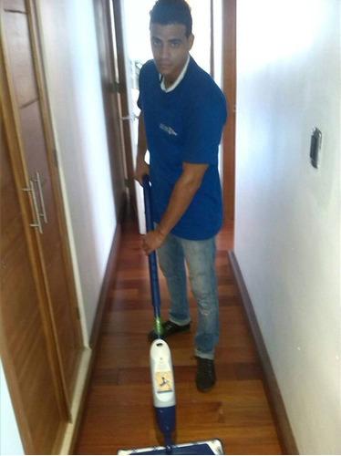 limpieza y cristalizado de pisos en republica dominicana