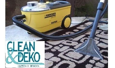 limpieza y desinfeccion alfombras colchones hidrolavados