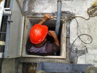 limpieza y desinfección de tanques para agua potable