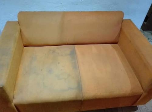 limpieza y desinfección de tapizados desde $600