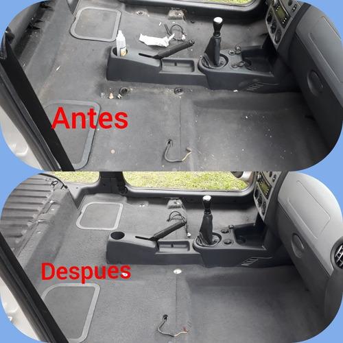 limpieza y desinfección de tapizados _pulido de opticas