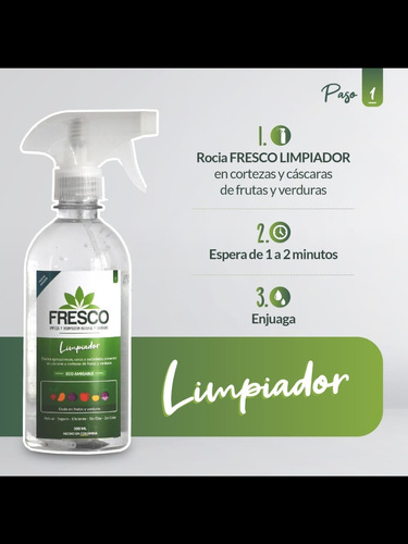 limpieza y desinfección natural