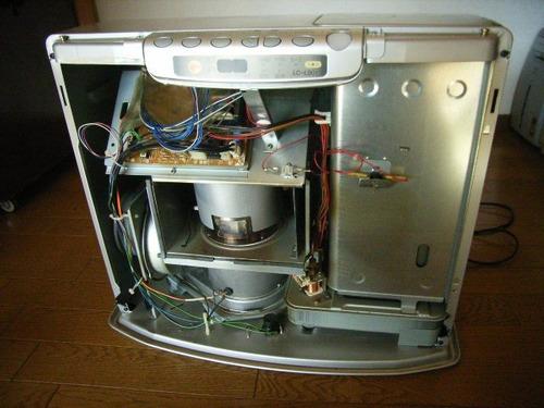 limpieza y mantención de estufas laser,toyotomi, mademsa,etc