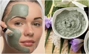 limpieza y mascarillas faciales