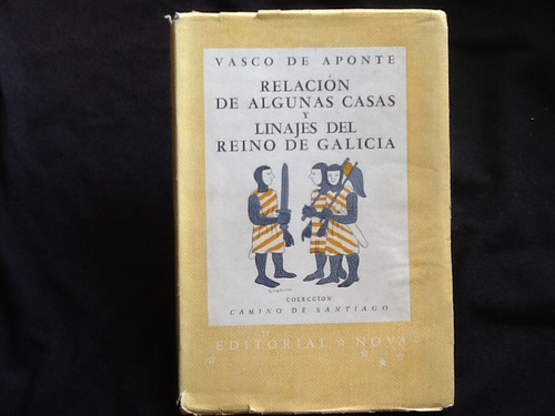 linajes reino de galicia relación casas - vasco de aponte
