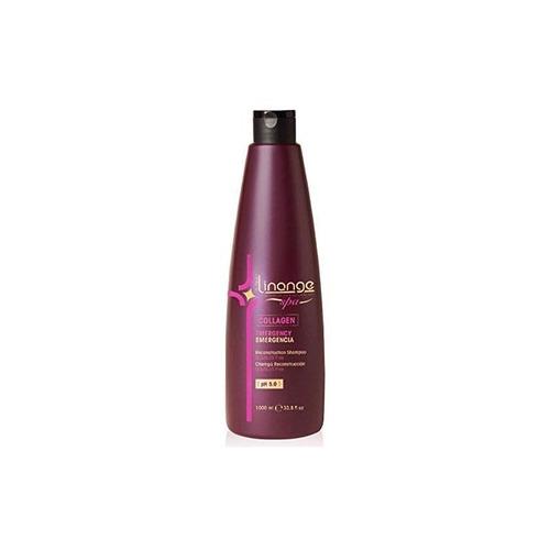 linange spa collagen reconstrucción de emergencia shampoo el