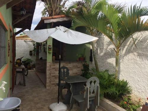 linca casa de praia a 700m do mar 2 quartos amplo excelente