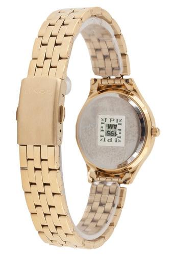 lince feminino relógio