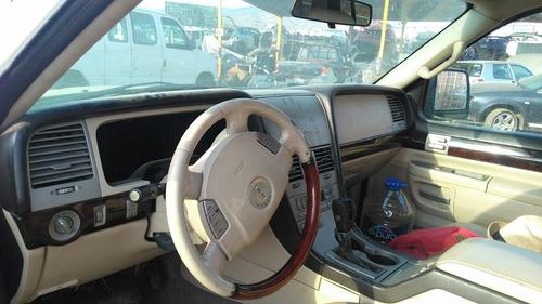 lincoln aviador 2004 autm v8 4.6 venta de partes yonke