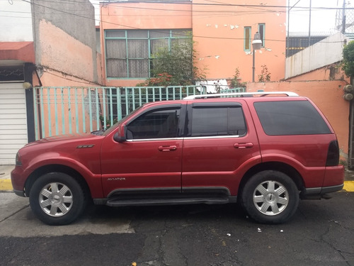 lincoln aviator ultime 4x4 at 2004
