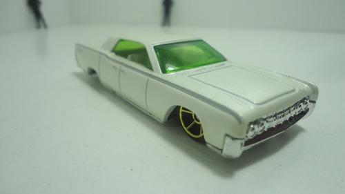 lincoln continental 1964  hotwheels  ganalo...!!!! hm4