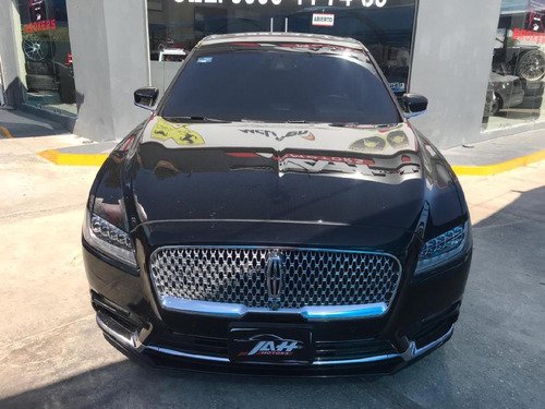 lincoln continental reserve