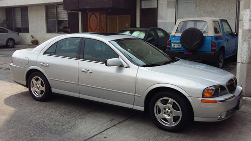 lincoln ls 4p sedan piel aut 2001