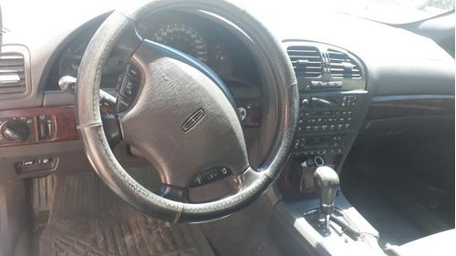 lincoln ls sedan piel deportivo mt 2000